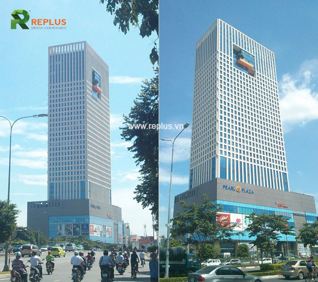 Replus Virtual Office Pearl plaza