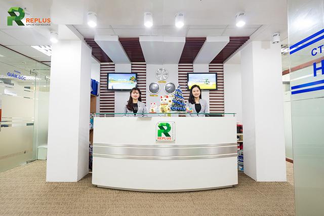 Virtual office in Replus
