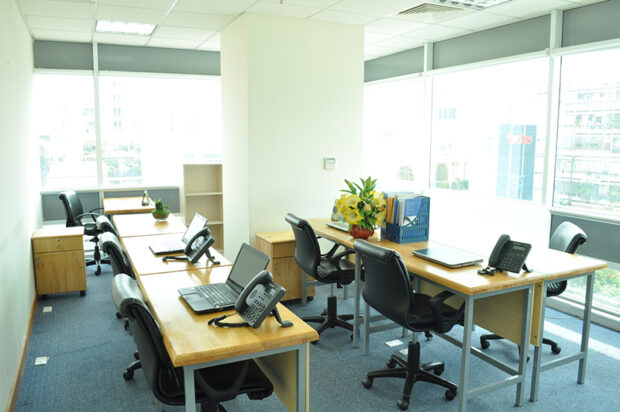 Office rental services district 1 Replus