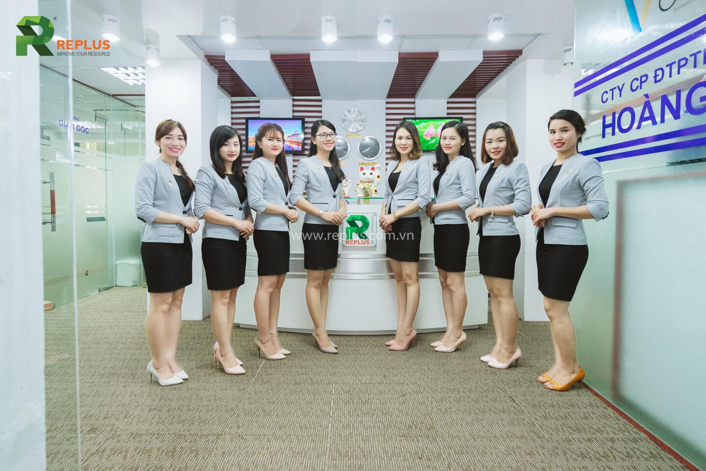 company establishment service at REPLUS