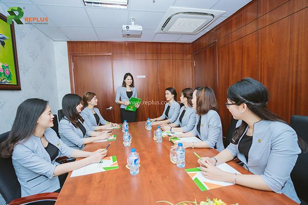Luxury meeting rooms