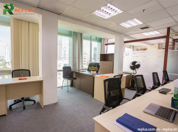 Coworking space in Ho Chi Minh City 1