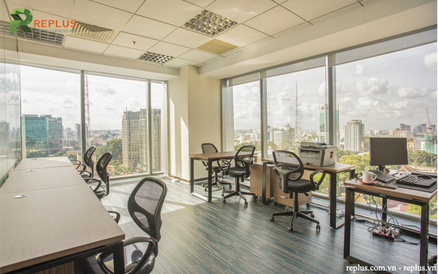 Private office vacancy